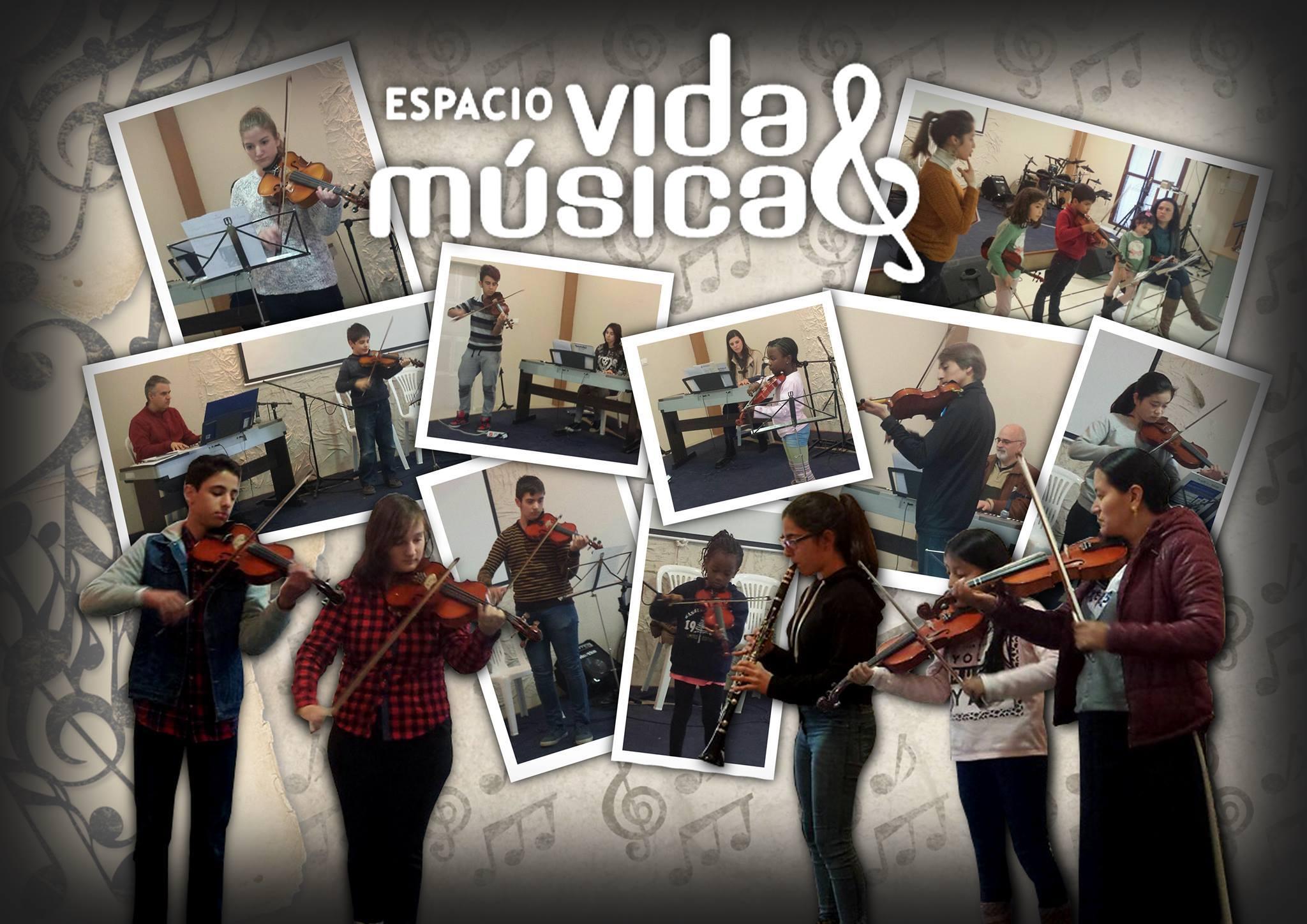 Semana de Audiciones en marzno 2016 EVM España